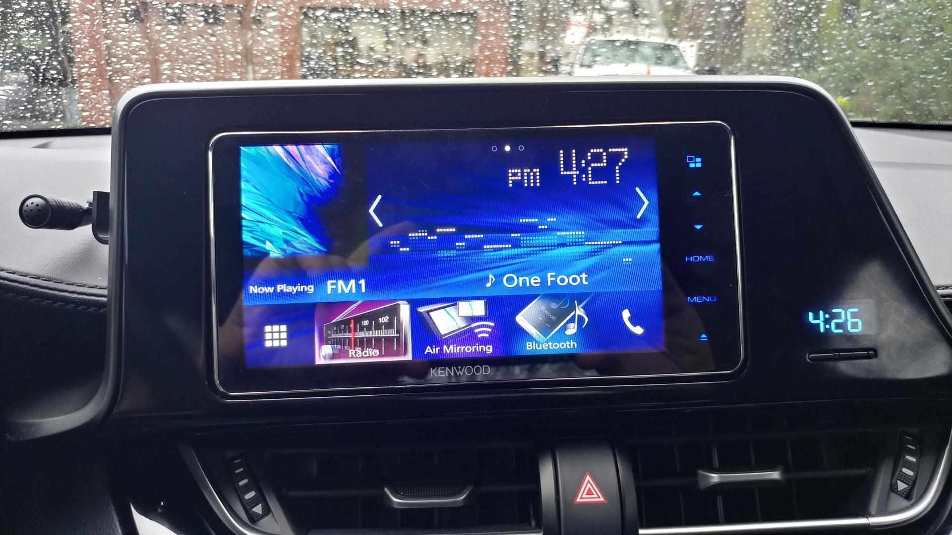 Getting Rid of that crappy factory Infotainment system - Toyota C-HR