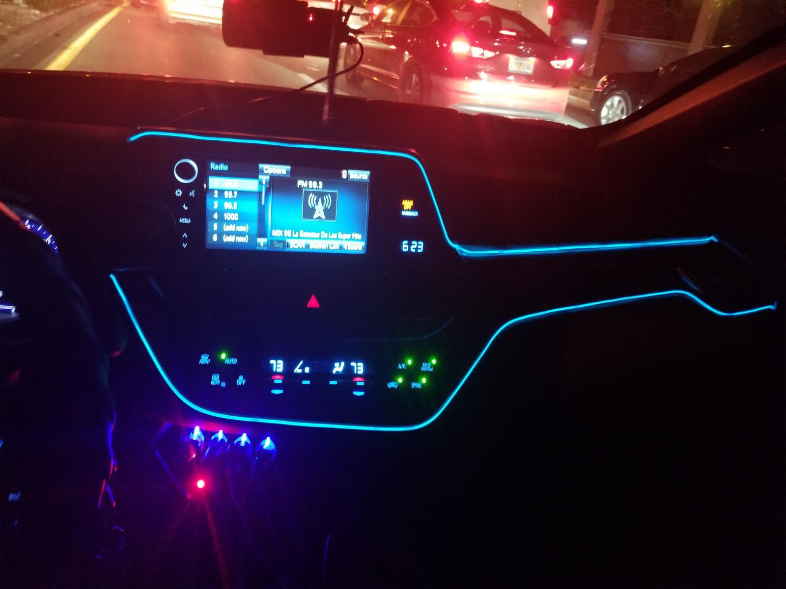 El Wire Interior Light Toyota C Hr Forum