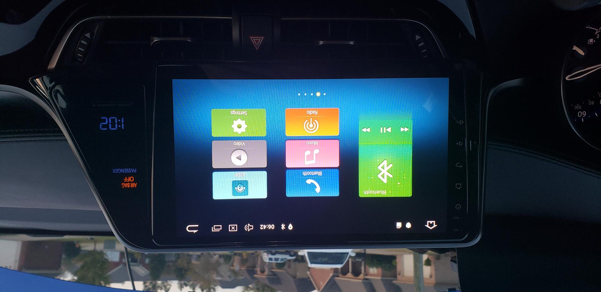 Radio Replacement with Dasaita Android Head Unit - Toyota C