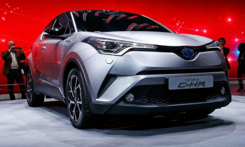 C-HR Expected To Boost Hybrid Sales - Toyota C-HR Forum